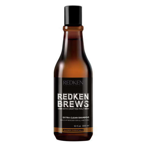 REDKEN BREWS SHAMPOO EXTRA CLEAN 300ML