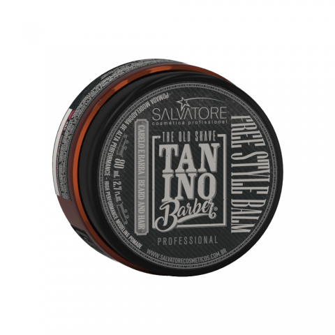 SALVATORE TANINO BARBER FREE STYLE BALM MATE 80 ML