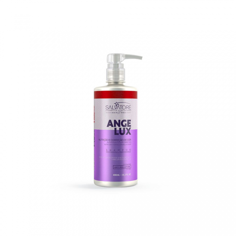 SHAMPOO SALVATORE ANGELUX MATIZADOR 480ml